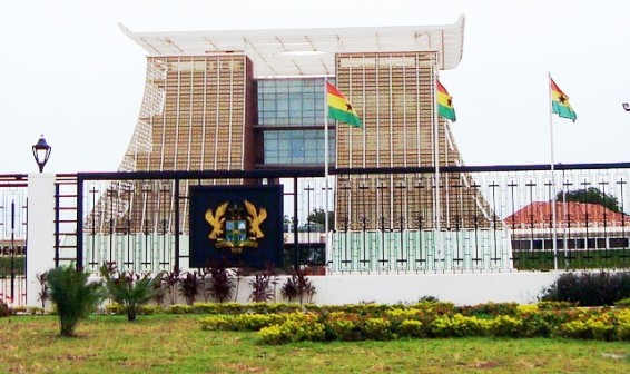 Flagstaff House renamed Golden Jubilee House - Nsempii
