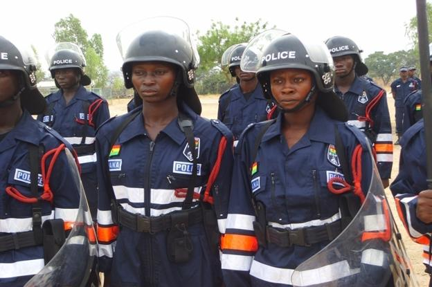 Image result for Ghanaian female police officers