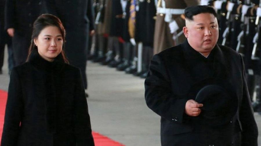 north koreas kim jongun visits chinas xi jinping nsempii
